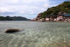 nangyuan的海岛 库存图片