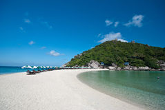 Nangyuan Insel Stockfoto