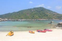 Nangyuan Insel Lizenzfreie Stockfotografie