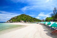 Nangyuan island, Suratthani, Southern of Thailand Stock Photography