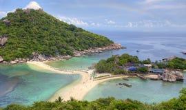 Nangyuan island,Thailand Stock Photography