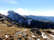 Nanhu-Berg 3742 Taroko Nationalpark Lizenzfreie Stockfotografie