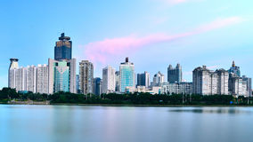 Nanhu-Park Lizenzfreie Stockfotografie