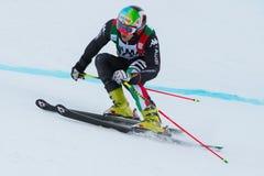 NANI Roberto (ITA). Alta Badia, ITALY 22 December 2013. NANI Roberto (ITA) competing in the Audi FIS Alpine Skiing World Cup MEN'S GIANT SLALOM Royalty Free Stock Images