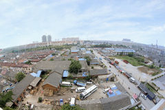 Nanjing's-Landschaft Lizenzfreie Stockfotografie