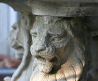 nanjing πέτρα αναγλύφου λιονταριών της Κίνας Στοκ φωτογραφίες με δικαίωμα ελεύθερης χρήσης