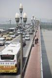 Nanjing bridge Stock Photo