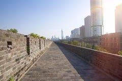 The Nanjing Circumvallation Royalty Free Stock Images