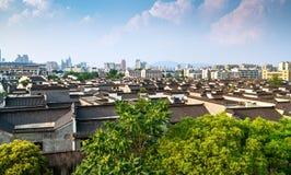 Free Nanjing Cityscape, China Royalty Free Stock Image - 140770036
