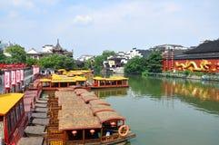 Nanjing Confucius Temple Stock Photos
