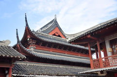 Free Nanjing Confucius Temple, China Royalty Free Stock Photography - 25589897