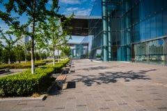 Nanjing International Expo Center. Nanjing, Jiangsu province, China Royalty Free Stock Images