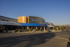Nanjing jiangning expressway service area Stock Image