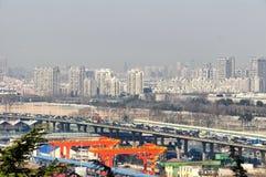 Nanjing Kina Royaltyfri Foto