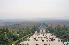 Nanjing Landscape Royalty Free Stock Photography