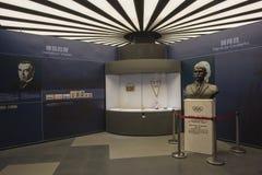 Nanjing młodości Olimpijski muzeum Zdjęcia Royalty Free