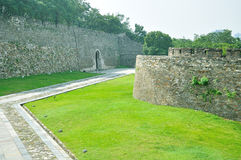Nanjing Ming City Wall Royalty Free Stock Images
