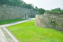 Nanjing Ming City Wall royalty free stock images