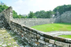 Nanjing Ming City Wall Royalty Free Stock Photos