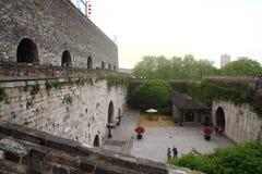 Nanjing Ming City Wall Royalty Free Stock Photos