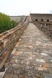 Nanjing Ming City Wall Stock Images