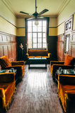 Nanjing/Nanking Office Reception Room. Jiangsu Province, China Royalty Free Stock Photos