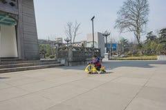 Nanjing Peace Park Stock Images