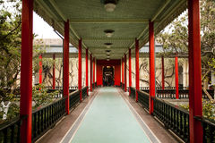 Nanjing Presidential Palace in the gallery Stock Photo