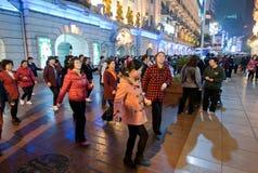 Nanjing Road Royalty Free Stock Image