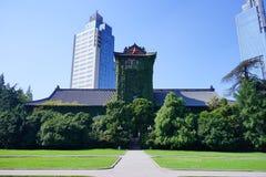 Nanjing University Royalty Free Stock Photo