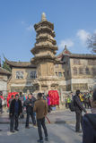 Nanjing were one scene Royalty Free Stock Photography