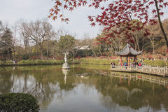 Nanjing were scenery Stock Photo