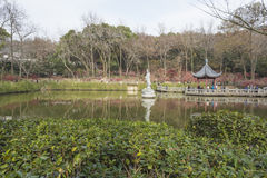 Nanjing were scenery Royalty Free Stock Images