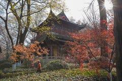 Nanjing were scenery Stock Photography
