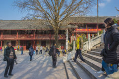 Nanjing were scenery Stock Image