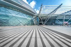 Nanjing Youth Olympic Hall Royalty Free Stock Image