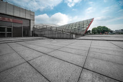 Nanjing Youth Olympic Hall Stock Photography