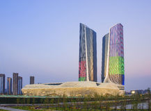 Nanjing Youth Olympic venues Stock Photos