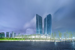 Nanjing Youth Olympic Village Royalty Free Stock Photography