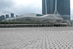 Nanjing Youth Olympic Village scenery Royalty Free Stock Photos