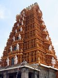 Nanjundeshwara Tempel in Nanjanagoodu, Karnataka, Indien Lizenzfreie Stockfotos