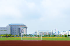 Nanning College stock photography