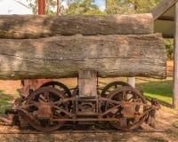 Nannup landsstad i västra Australien Royaltyfri Fotografi