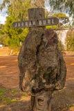 NannupProvincieplaats in Westelijk Australië Royalty-vrije Stock Afbeelding