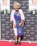Nanny Pat Royalty Free Stock Photography