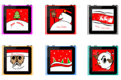 Nano Christmas Stock Images