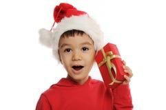 Nano di Natale Immagini Stock