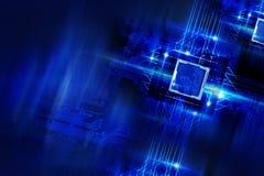 Nano technologia Zdjęcia Royalty Free