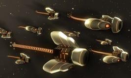 Nanobots Stockbilder