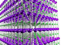 Nanotech Photographie stock libre de droits